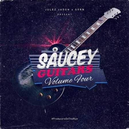 Julez Jadon Saucey Guitars Vol. 4