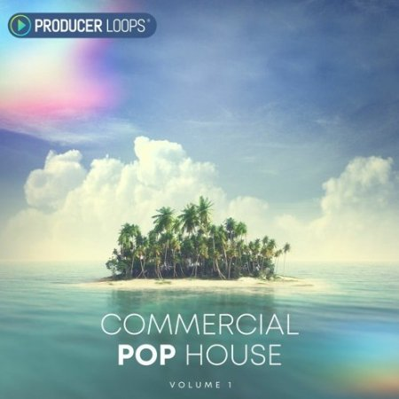 Producer Loops Commercial Pop House Vol 1