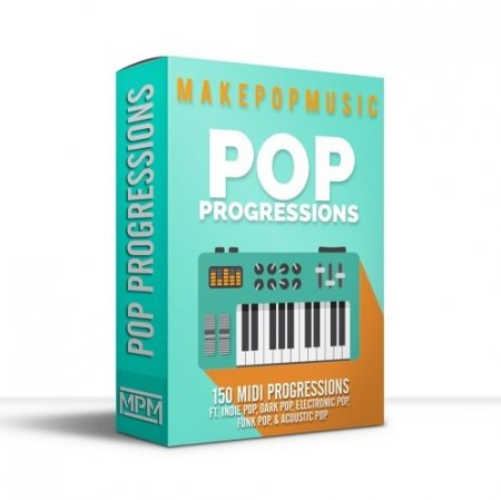 Make Pop Music Pop Progressions