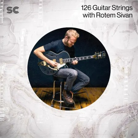 Sonic Collective 126 Guitar Strings with Rotem Sivan