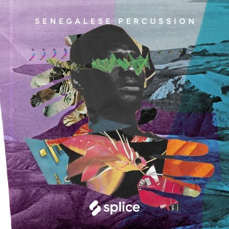 Splice Sessions Senegalese Percussion