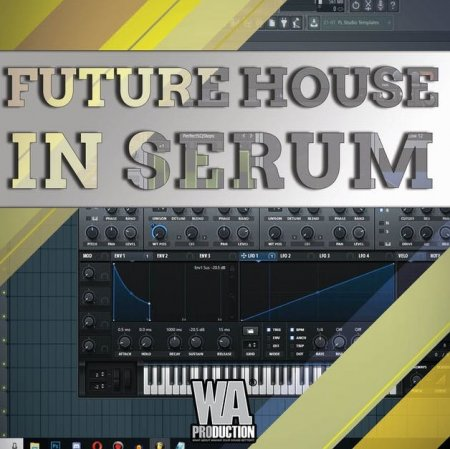W.A. Production Future House In Serum