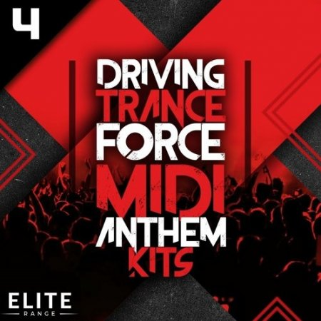 Trance Euphoria Driving Trance Force MIDI Anthem Kits 4
