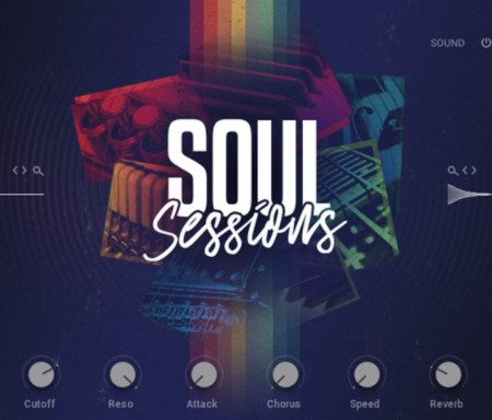 Native Instruments Soul Sessions v1.0.0 (KONTAKT)