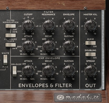 Softube Model 72 Synthesizer System v2.5.9 x64