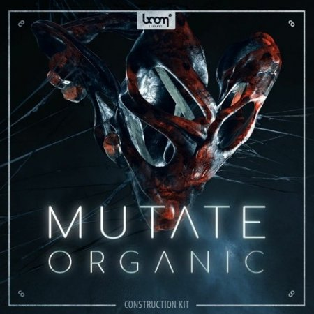 Boom Library Mutate Organic Construction Kit / Designed