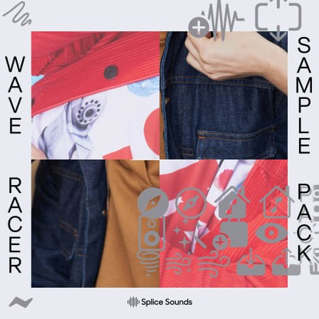 Splice Sounds Wave Racer Sample Pack