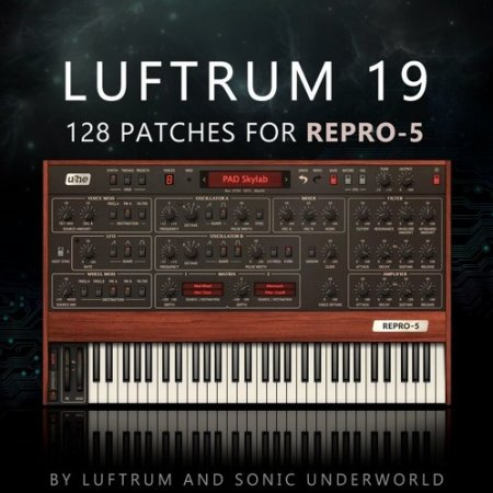 Luftrum Sound Design Luftrum 19 for Repro-5