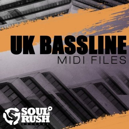 Soul Rush Records UK Bassline Midi Files