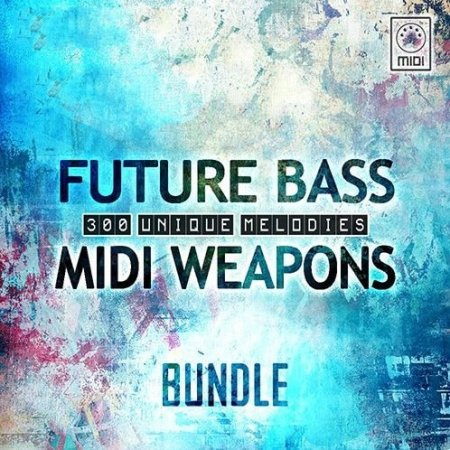 Resonance Sound Future Bass MIDI Weapons Bundle