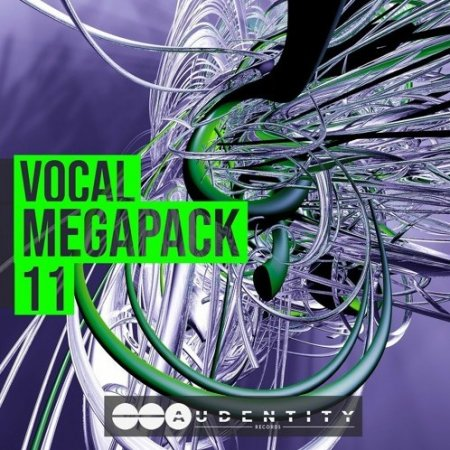 Audentity Records Vocal Megapack 11