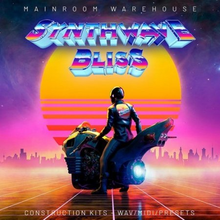 Mainroom Warehouse Synthwave Bliss