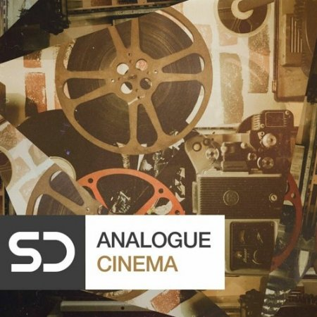 Sample Diggers Analogue Cinema