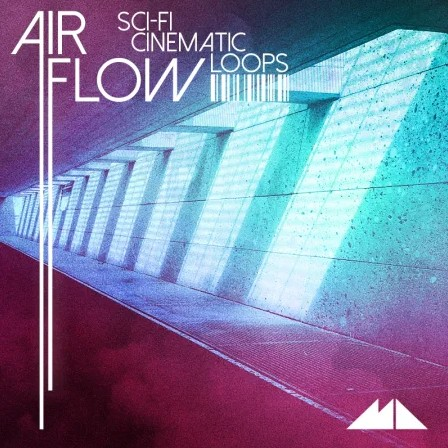 ModeAudio Airflow Scifi Cinematic Loops