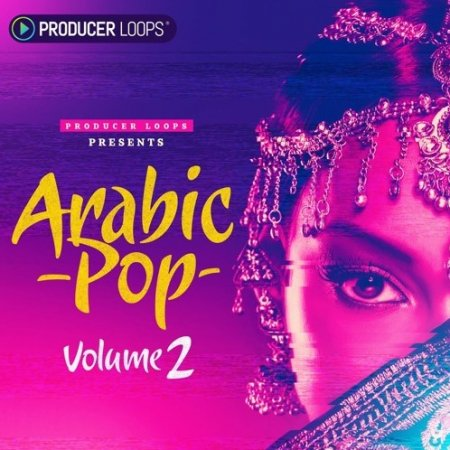 Producer Loops Arabic Pop Volume 2