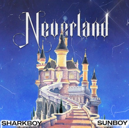 Sharkboy Neverland Preset Stash Kit