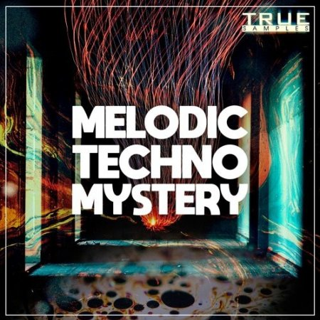 True Samples Melodic Techno Mystery