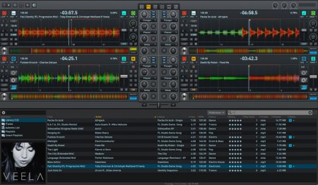 Stanton Deckadance DVS Edition v2.72 (Win/OSX)