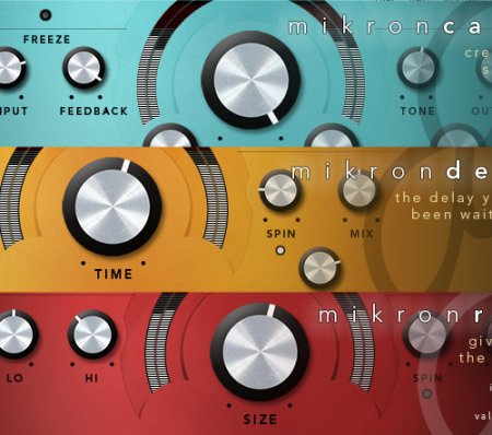 112dB Mikron Series Plugin Bundle 2020.10 x86 x64