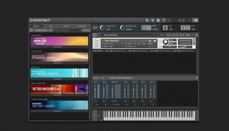 Native Instruments Kontakt 6 v6.5.3 x86 x64