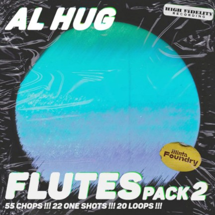 Al Hug Flutes Pack Vol 2