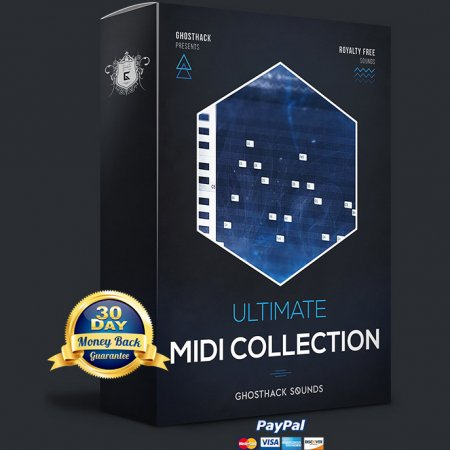 Ghosthack Sounds Ultimate MIDI Collection Volume 1 - 2