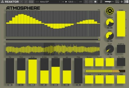 Cycles & Spots Reaktor Atmosphere (Reaktor 6)