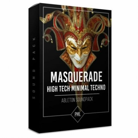 Production Music Live - Masquerade - High Tech Minimal Techno