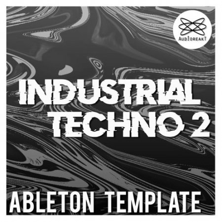 Audioreakt Industrial Techno 2 Ableton Template
