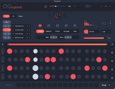 Audiomodern Playbeat v2.3.3 x86 x64