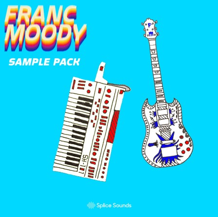 Splice Sounds Franc Moody Sample Pack