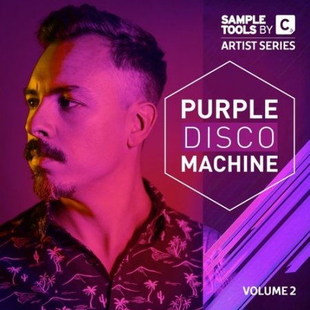 Sample Tools by Cr2 Purple Disco Machine Vol.2